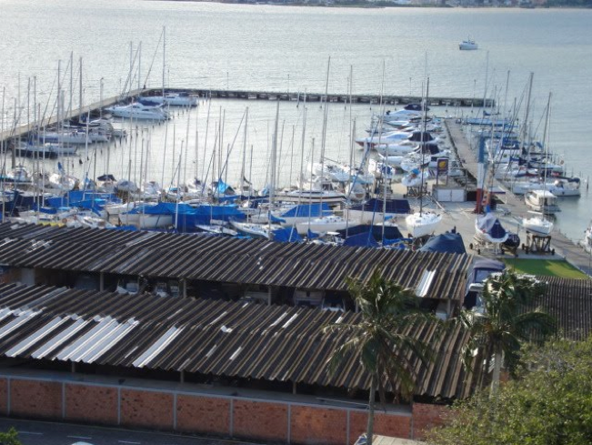 El Iate Clube de Santa Catarina