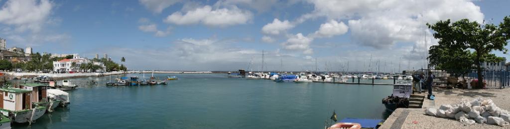 Vista panoramica desde el Mercado Modelo