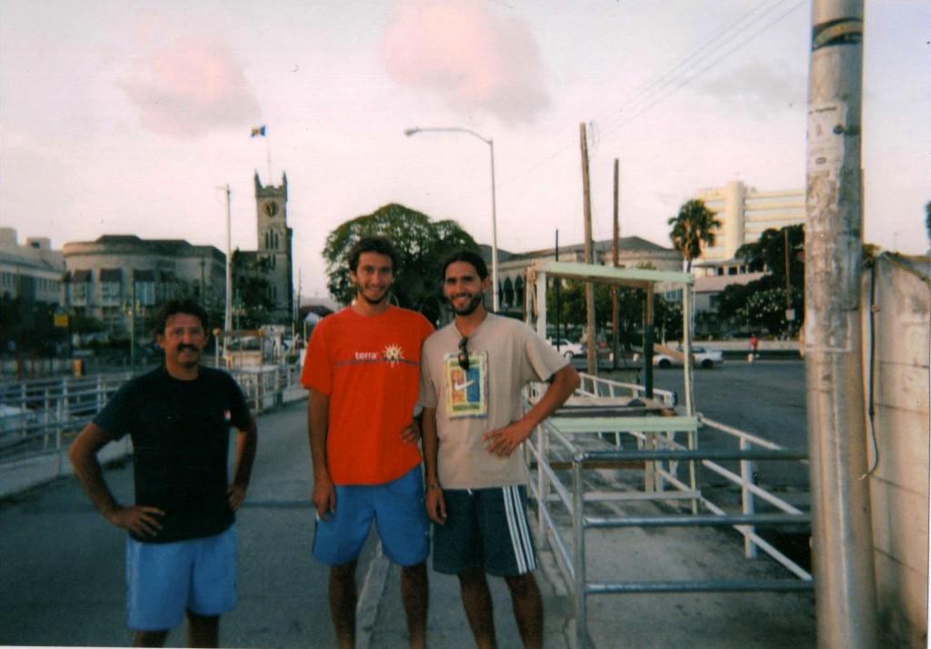 Tres Barbados