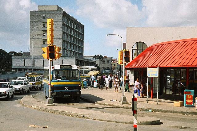 Buses de Barbados