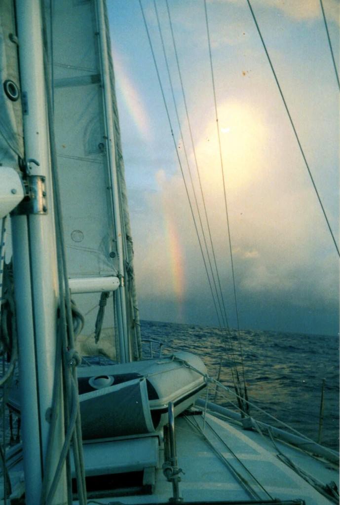 Mas arcoiris rumbo a Barbados