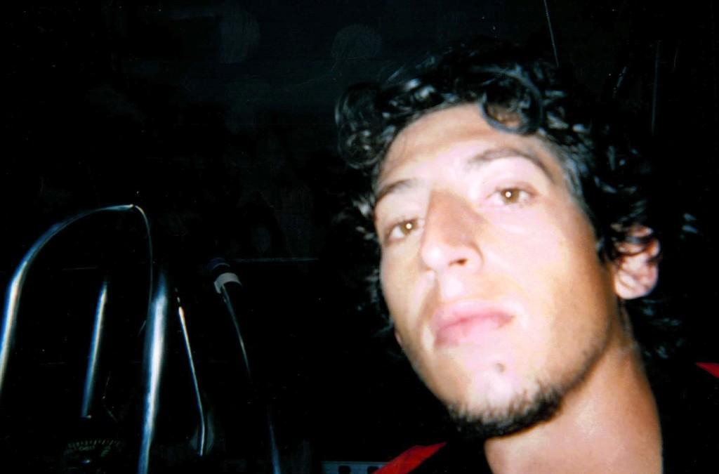 Auto foto de Max de noche.
